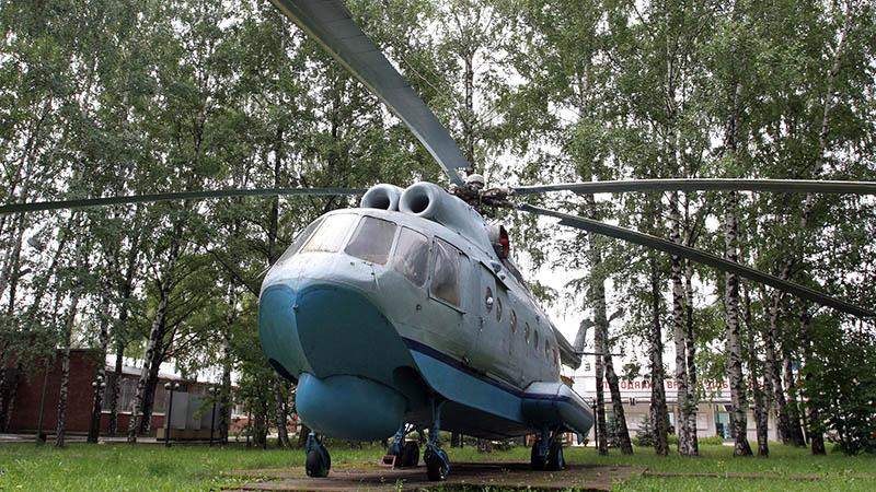 Минобороны вернет в строй вертолеты-амфибии Ми-14ПС