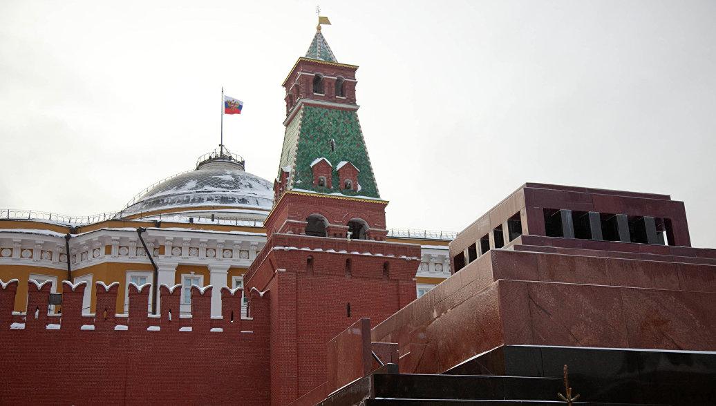 Жириновскому отказано в выносе тела Ленина