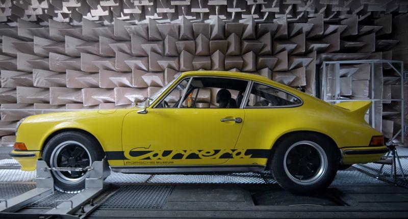 В пятерке самых ярко звучащих Porsche не нашлось места турбонаддуву