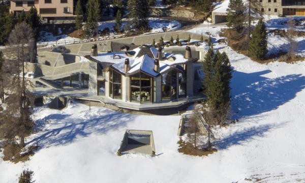 В Швейцарии продается вилла стоимостью 180 миллионов