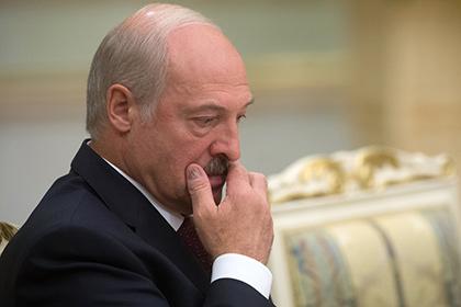 Лукашенко официально обвинил США и Германию в финансировании боевиков в Белоруссии