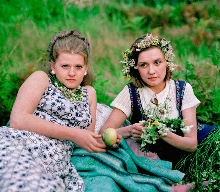 Советские фильмы, в которых …