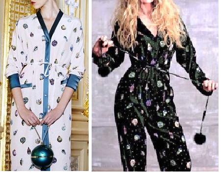 Капсульная коллекция Ульяны Сергеенко  — встретим Новый год на пижамной вечеринке!