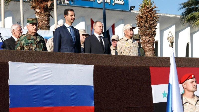 Год после вывода: военный эксперт рассказал, какие задачи остались у ВКС РФ в Сирии