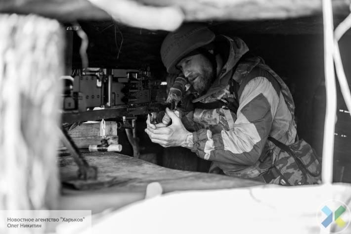 Пулемёт от Саши «Доллара»: в Вооруженных силах ДНР начали создавать эксклюзивное оружие