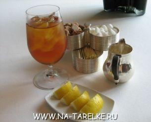 Чай с Шампанским