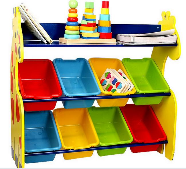 Выбираем правильный ящик для игрушек