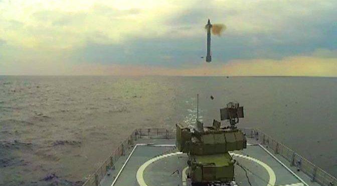 Неожиданный ход: российский флот спасут ракеты «Тора»