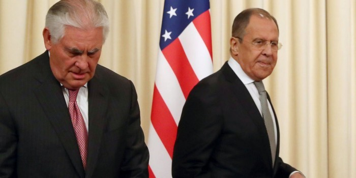 """""""Мы ничего не решили"""" - Тиллерсон об итогах визита в Москву"""