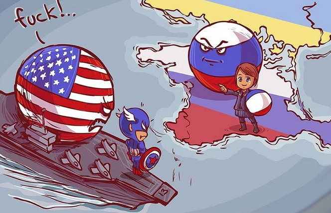 Крым может быть признан территорией США