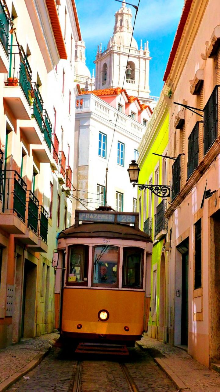 лиссабон, поезд