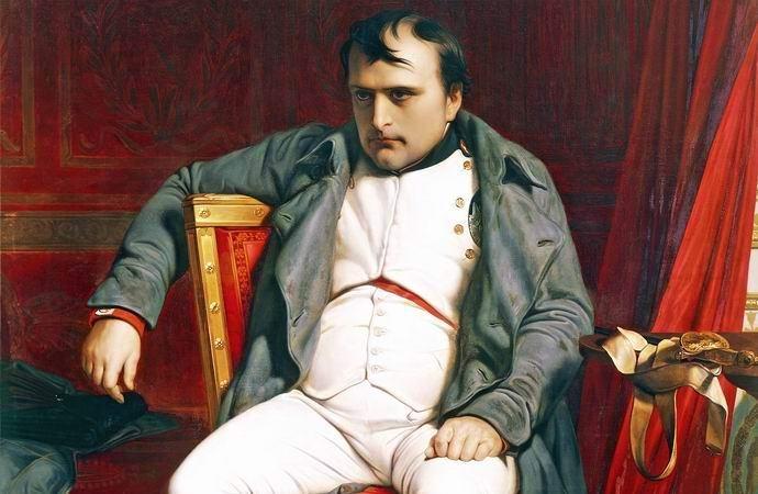 В голове Наполеона нашли инопланетный микрочип