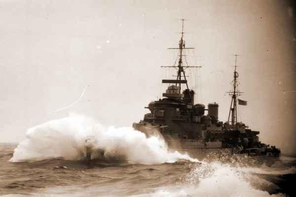 Чем русские моряки шокировали англичан в арктических конвоях