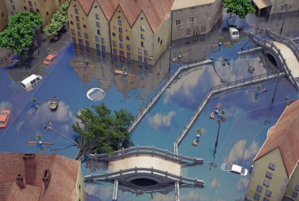 Миллионы домов в Европе уйдут под воду