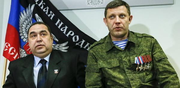 Главы ДНР и ЛНР прибыли в Крым, раскрыта причина