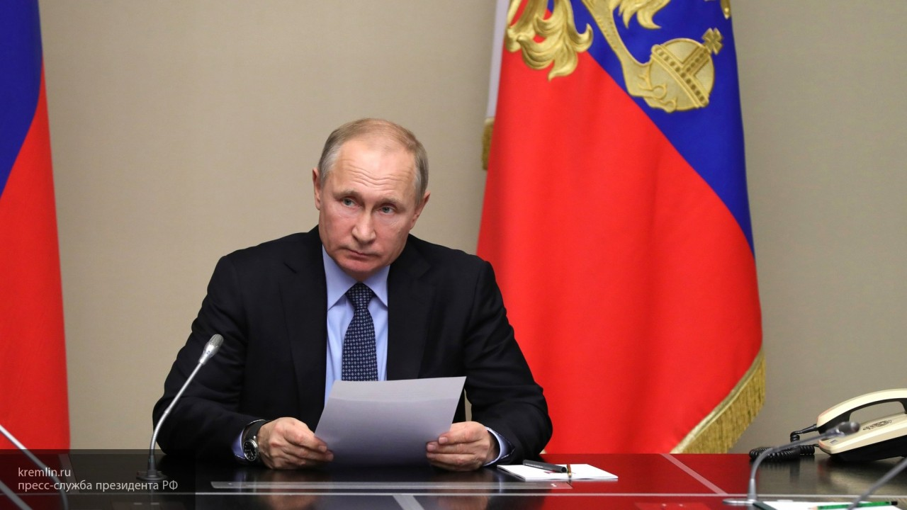 «Абсолютно естественно»: Путин объяснил помощь в поисках аргентинской подлодки