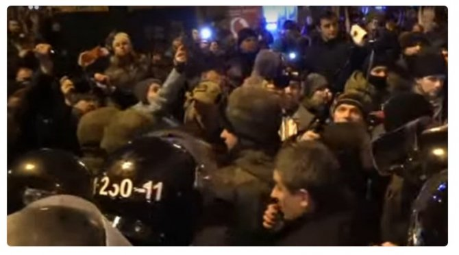 Непобедимые нерабы - нет у революции начала, нет у революции конца! (Онлайн эфир из Киева)
