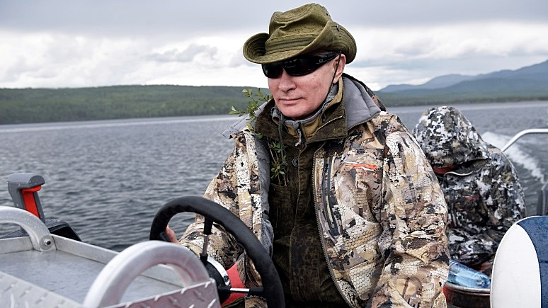 Večernji list: Путин строит империю на культе патриотизма и сильного лидера