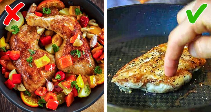 Эти кулинарные ошибки совершают даже опытные повара!