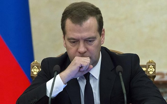 Страсти по Медведеву