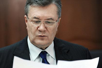 СМИ опубликовали письмо Януковича к Путину с просьбой ввести войска на Украину