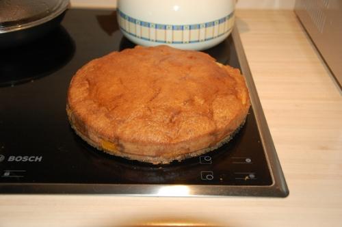 Шарлотка с персиками!!!вкуснющий пирог на скорую руку