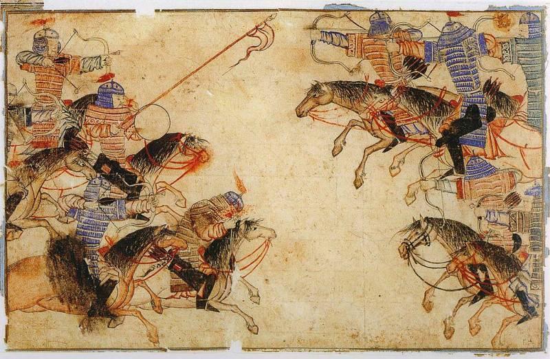 Оружие и доспехи воинов-монголов (часть первая)