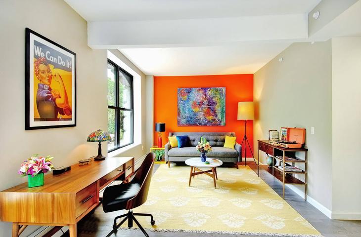 Идеи для создания интерьера гостиной 2017