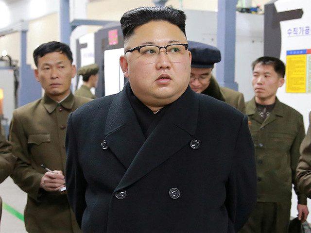 КНДР запустила баллистическу…
