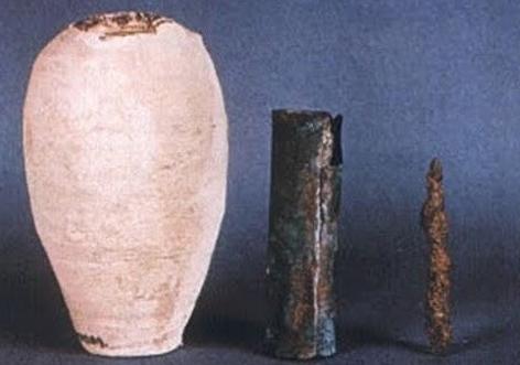 Факты и домыслы об электричестве в древности