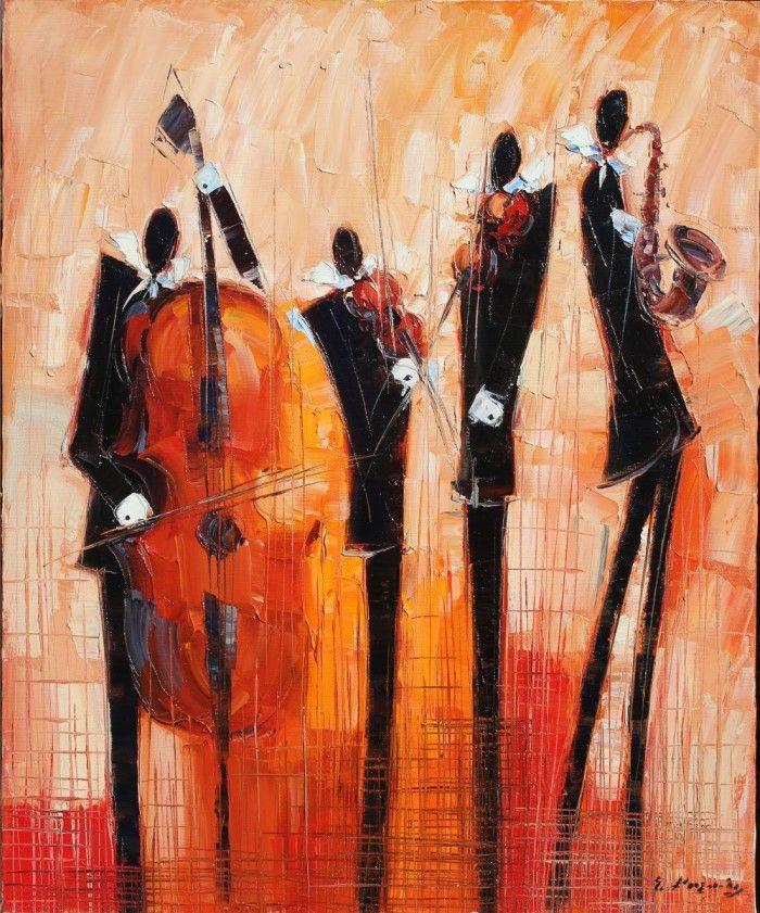 Армянский художник. Narek Qochunc