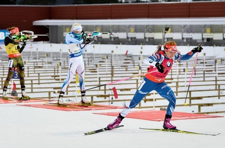 Посольство РФ в Австрии разберется в ситуации с российскими биатлонистами