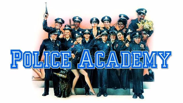 Как снимали социально-бытовой фильм о нуждах учащихся полицейской школы...