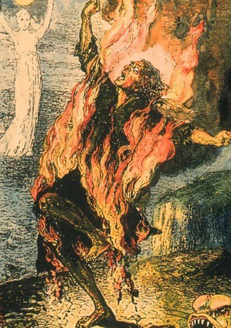 Жгучая тайна самовозгорания