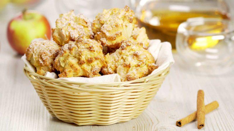 Печенье «Яблочная шарлотка»: рецепт станет любимым