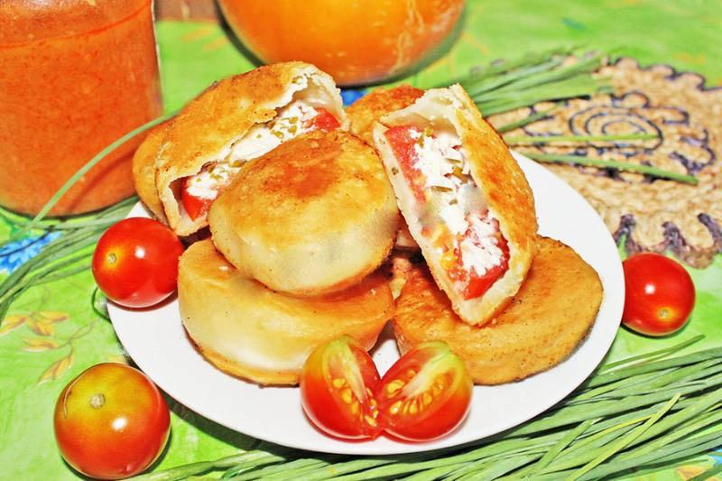 Вкусные пирожки «Бомбочки». Рецепт разлетелся по Интернету за 5 минут