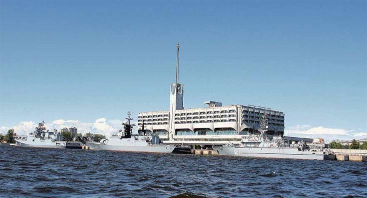 Новый «панцирь» – главное событие военно-морского салона