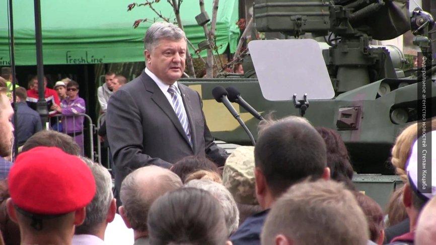 США «подарят» Киеву военную технику