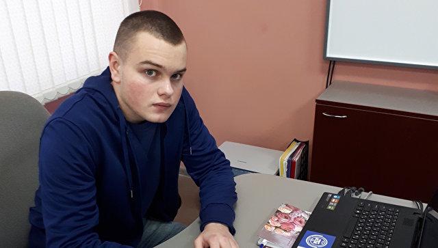 Владимирский студент спас па…