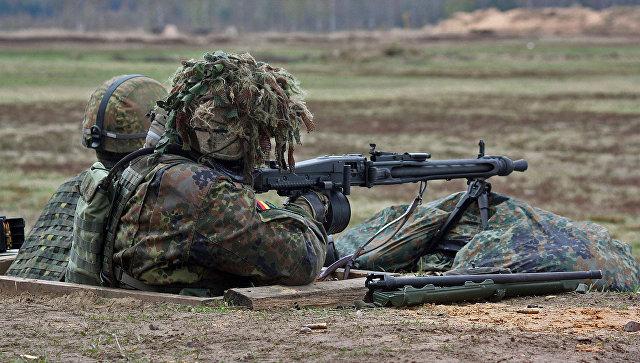 Немецкие СМИ узнали, что у бундесвера закончились боеприпасы