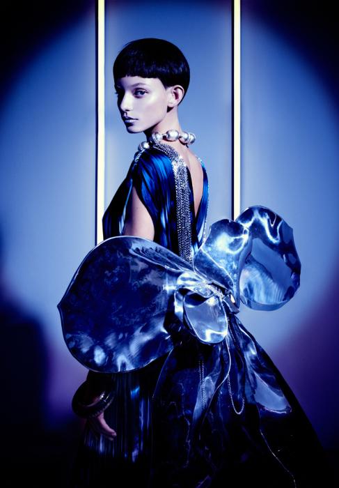 Яркий образ. Модное фото от фотографа Елизаветы Породиной (Elizaveta Porodina).