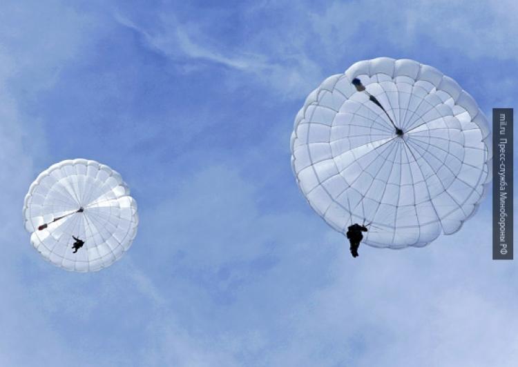 Спецназ Беларуси примет участие в международных учениях ВДВ России