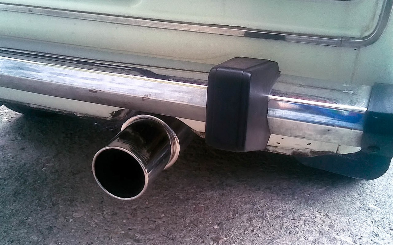 Изготовление прямоточной выхлопной системы для автомобиля! DRIVE 2