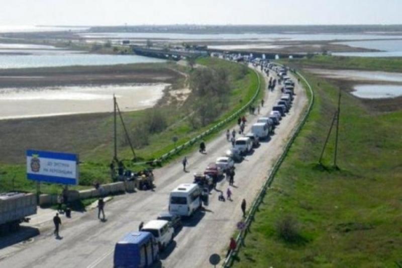 Украина рванула в майский Крым