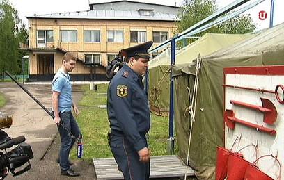 Детские лагеря приняли первую смену московских школьников