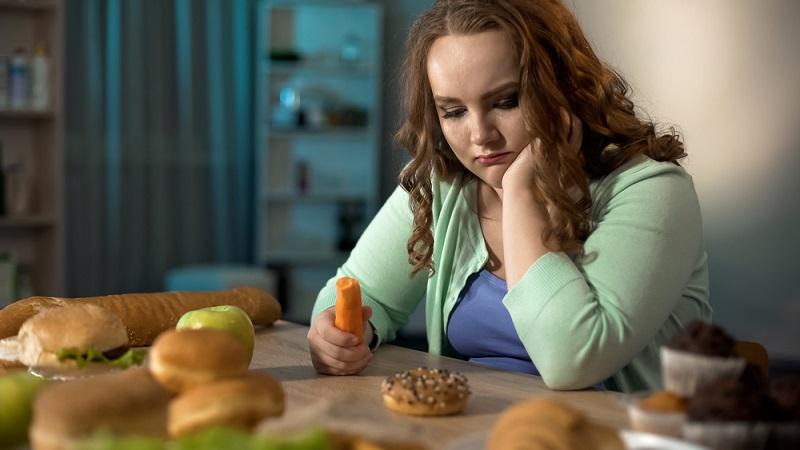 Как чувствуют себя женщины с лишним весом