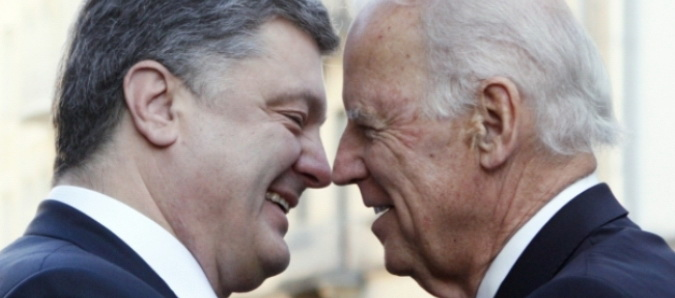 Минюст США заинтересовался схемами Байдена на Украине