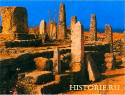 Древние цивилизации. Первая морская держава. Финикия