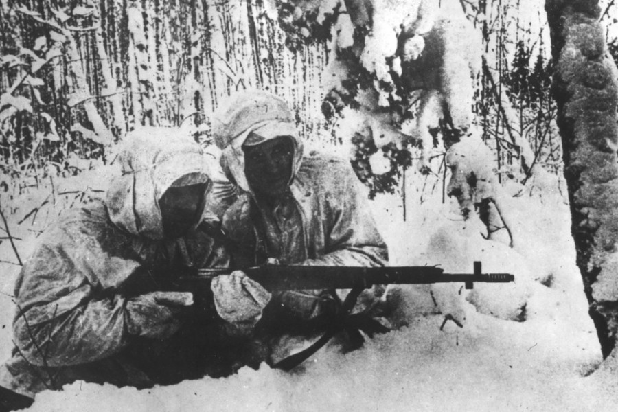 Чёрные мифы о Великой Отечественной Войне: правда о войсках НКВД