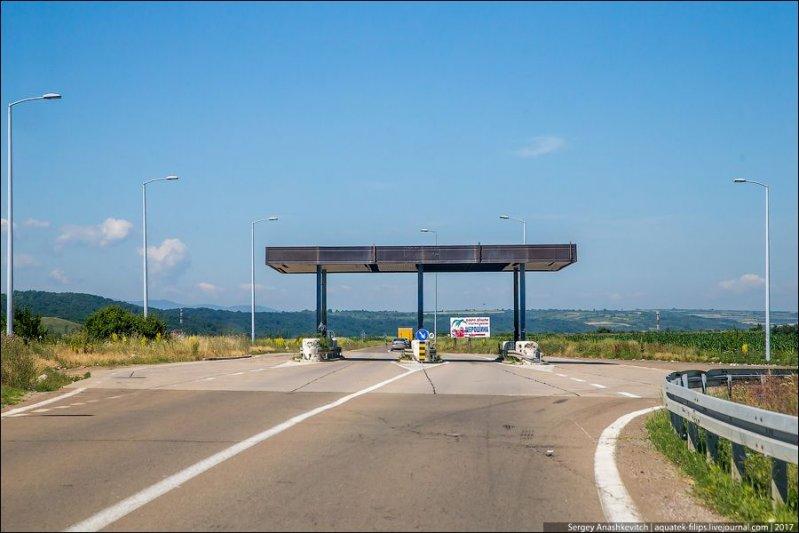 Путешествие на автомобиле по Сербии авто, автопутешествие, движение, дороги, путешествие, сербия, фото, фоторепортаж